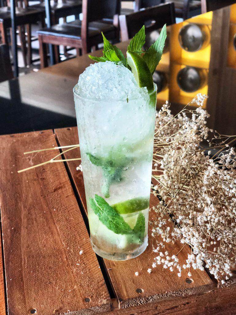 mojito cocktail alkoholfrei